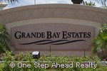 sign for Grande Bay Estates